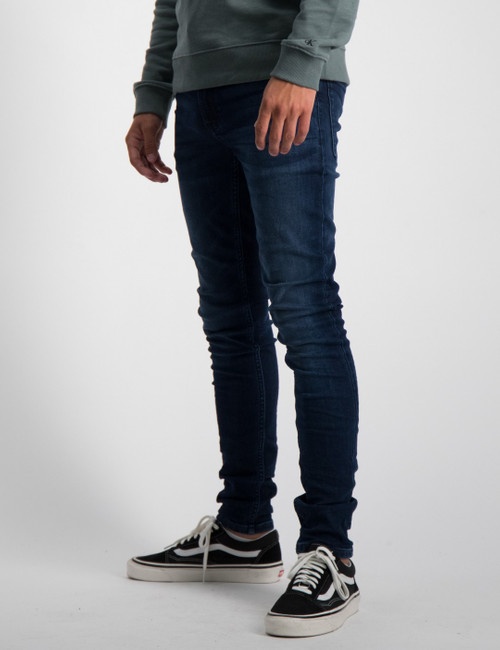 SKINNY ESSENTIAL DARK BLUE STR
