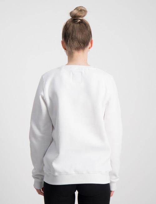 Basic Sweater Foil Print