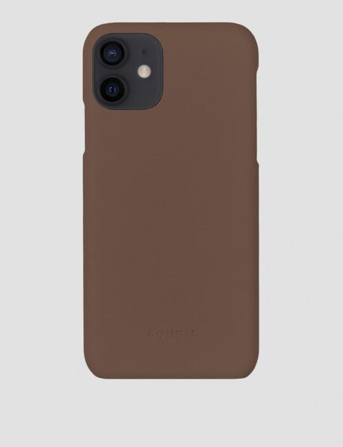 Signature Case Brown iPhone