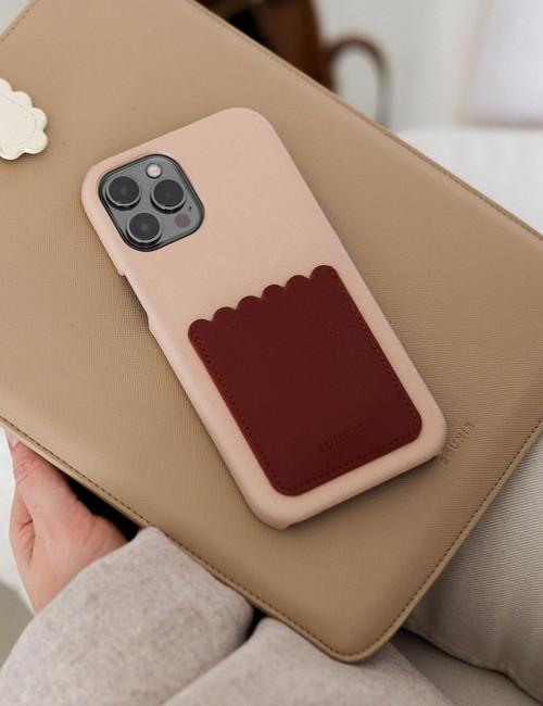 Signature Case Light Pink iPhone