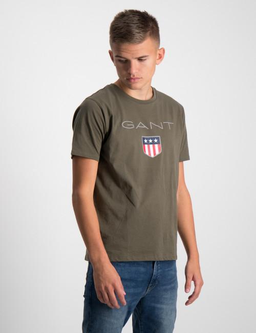 GANT SHIELD SS T-SHIRT