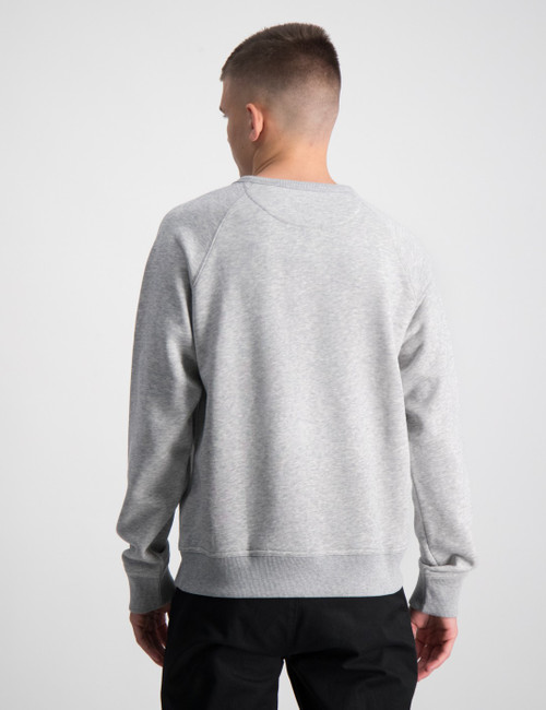 ARCHIVE SHIELD C-NECK SWEAT