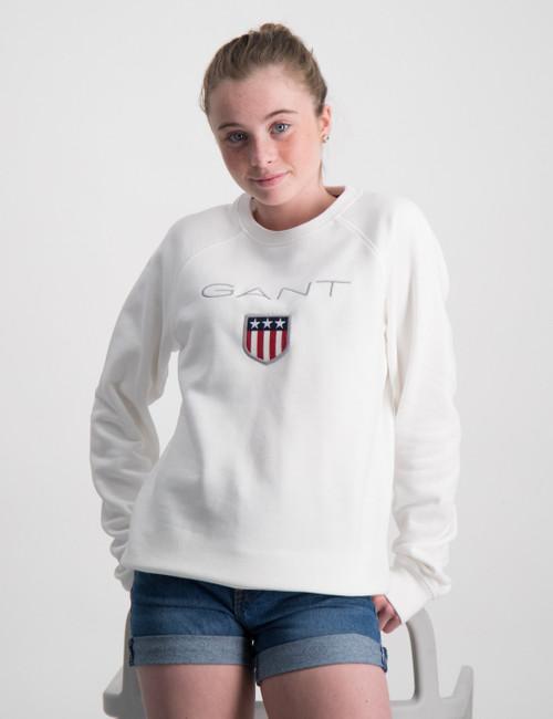 GANT SHIELD C-NECK SWEAT
