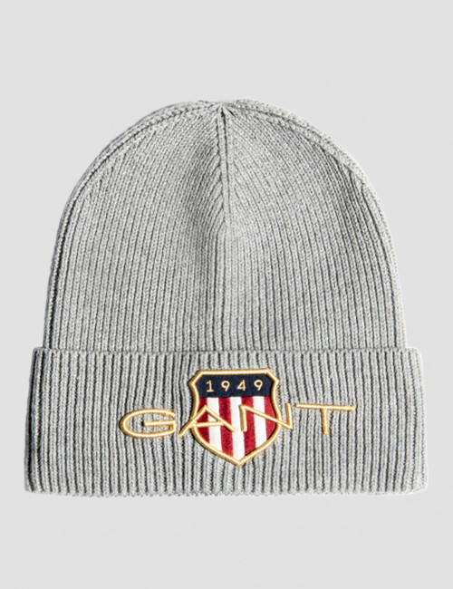 ARCHIVE SHIELD BEANIE