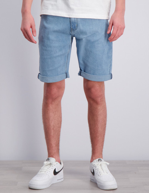 Stay Washed Blue Shorts