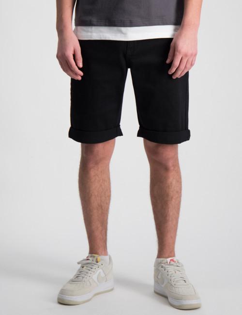 Stay Black Shorts