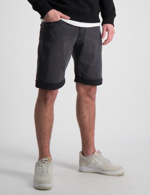 Stay Vintage Grey Shorts