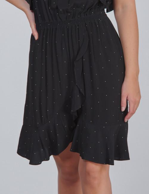 LR Leana Wrap Dress