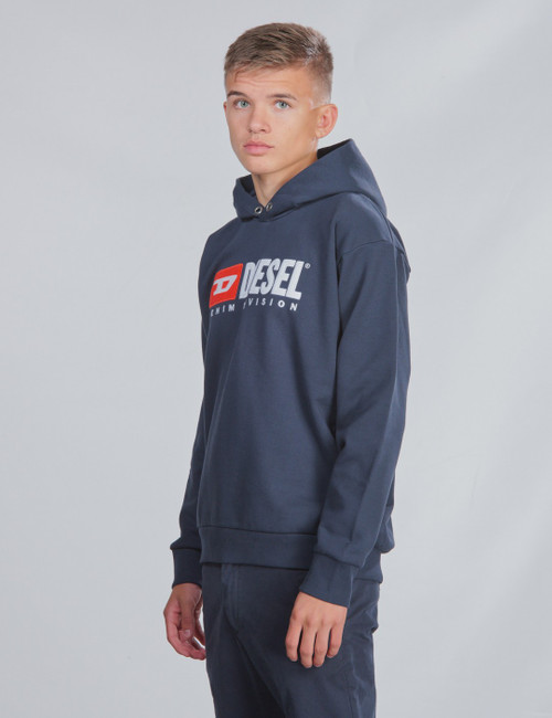 SDIVISION OVER SWEAT-SHIRT