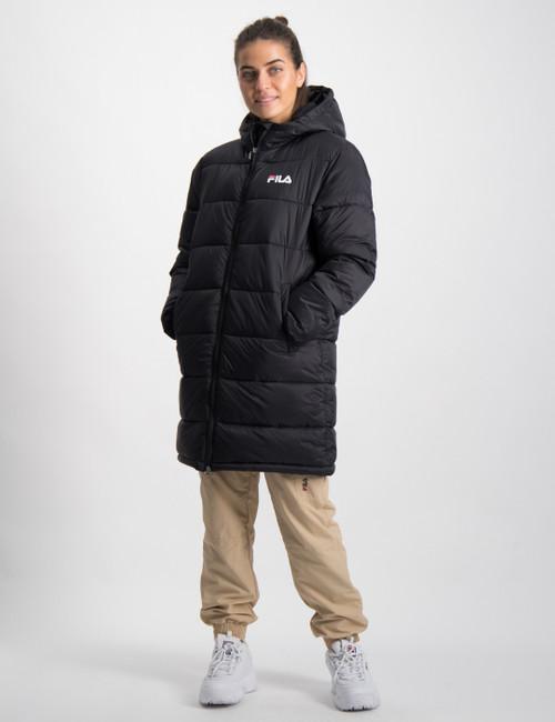ZAON puff hood jacket