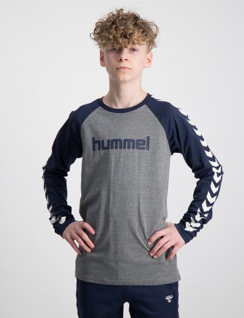 hmlBOYS T-SHIRT L/S