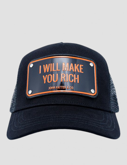 I WILL MAKE YOU RICH