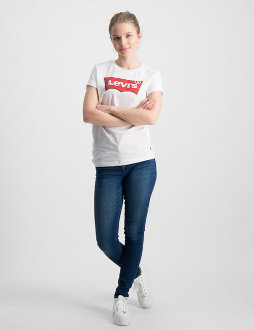 LVB FAUX EMBROIDERED TEE