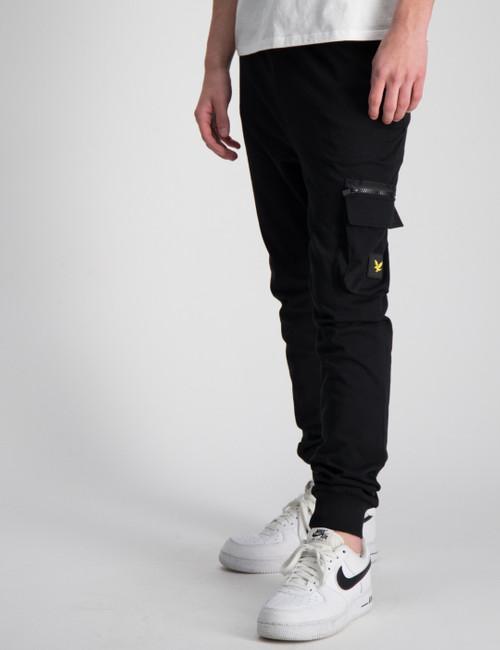 Zip Pocket Heavy Jersey Jogger