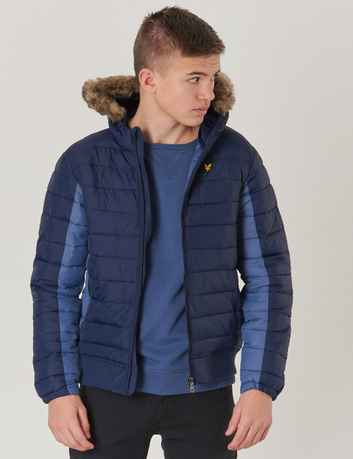 LW Colour Block Jacket