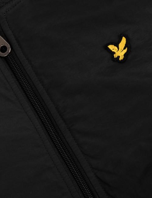 Wadded Bomber Jacket