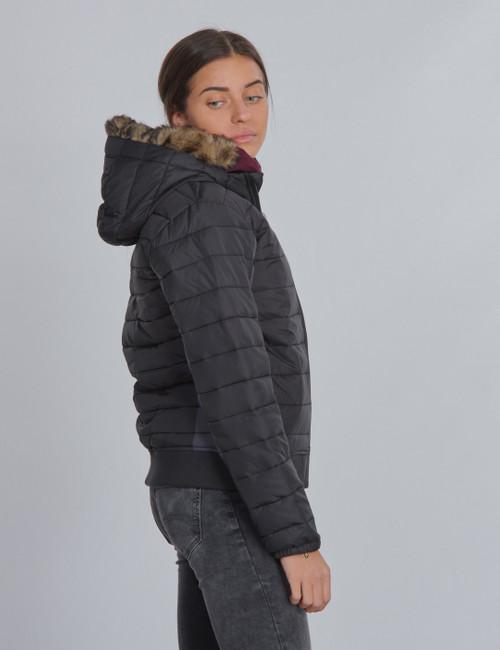 Light Weight Colour Block Jacket