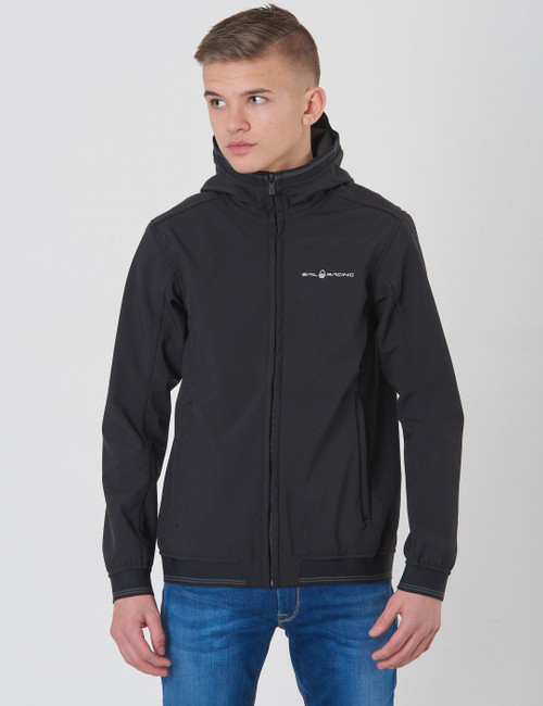 JR GRINDER SOFTSHELL HOOD