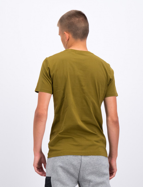 Fabric dyed pocket tee