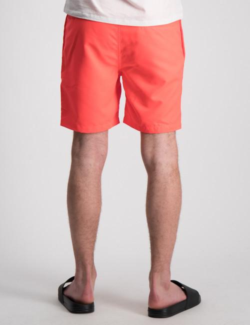Magic print swim shorts