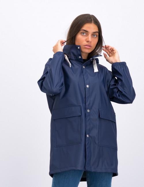 Love Print Rain Jacket