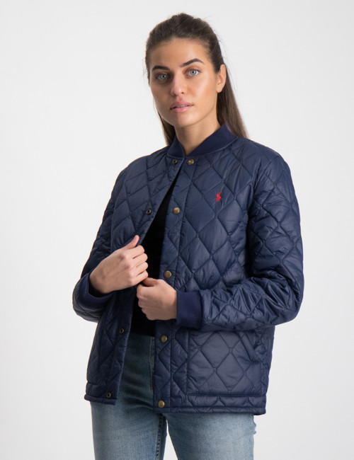 POLY QUILTED JACKET