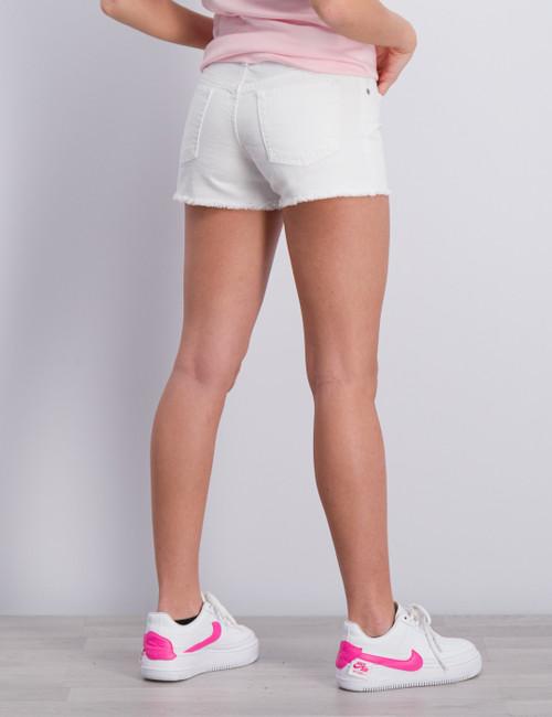 Cotton Denim Short