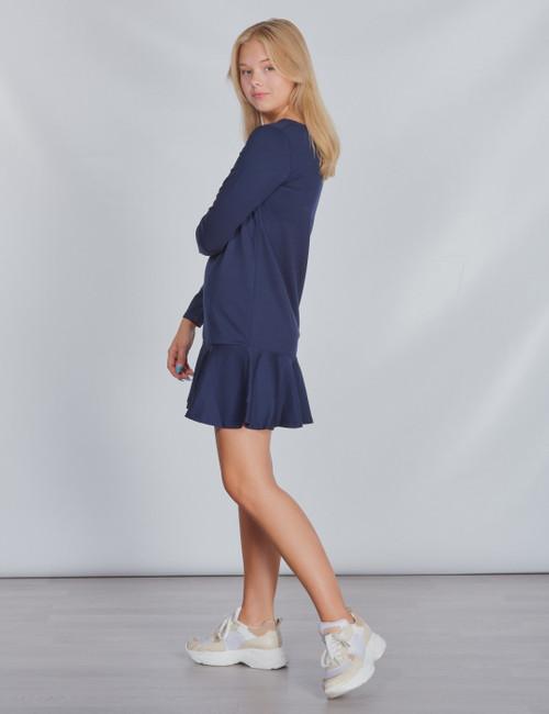 LS DRESS-DRESSES-KNIT