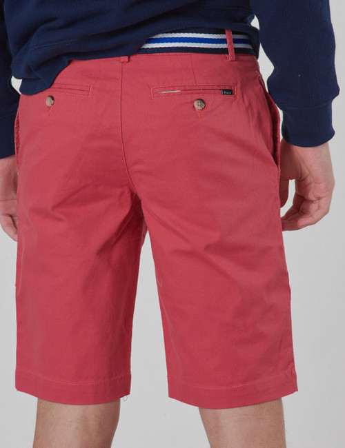 BELTED SHORT-BOTTOMS-SHORT