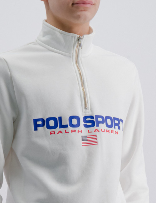 Polo Sport Half-Zip Sweatshirt